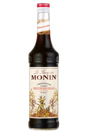 Monin Muscovado Sugar Syrup image