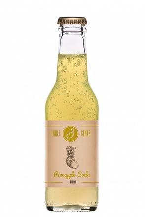 Three Cents Pineapple Soda image