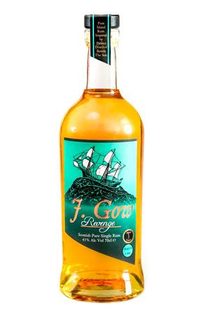 J. Gow Revenge Rum image