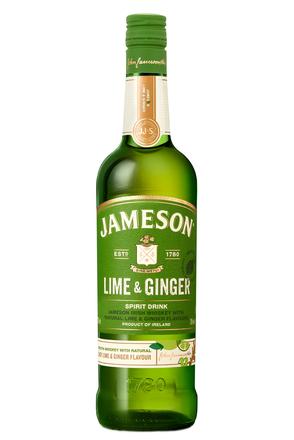 Jameson Lime & Ginger image