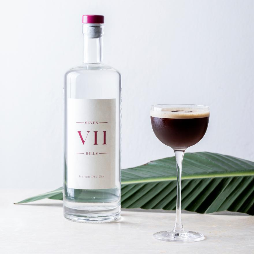 Seven Hills Gin image