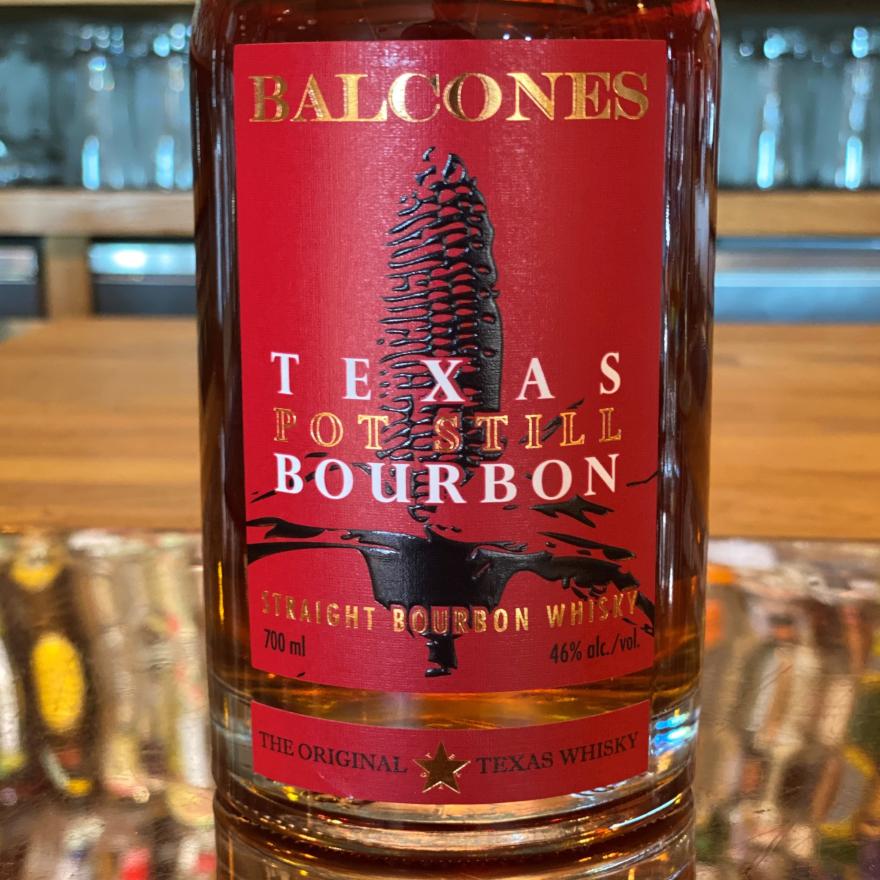 Balcones Texas Pot Still Bourbon  image