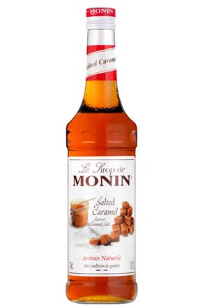 Monin Salted Caramel Syrup image