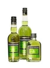 Green (Verte) Chartreuse liqueur