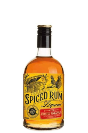 Manchester Drinks Co. Spiced Rum Liqueur With Roas image