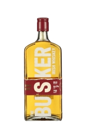 Busker Single Grain Irish Whiskey image