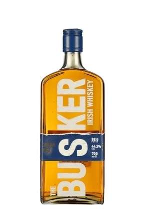 Busker Single Malt Irish Whiskey image
