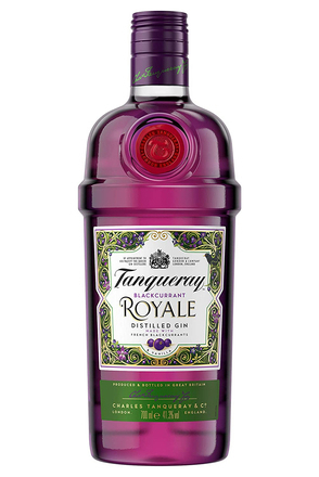 Tanqueray Royale Blackcurrant Gin image
