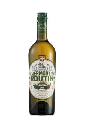 Vermouth Routin Dry image