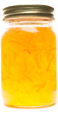 Quince mustard jam image