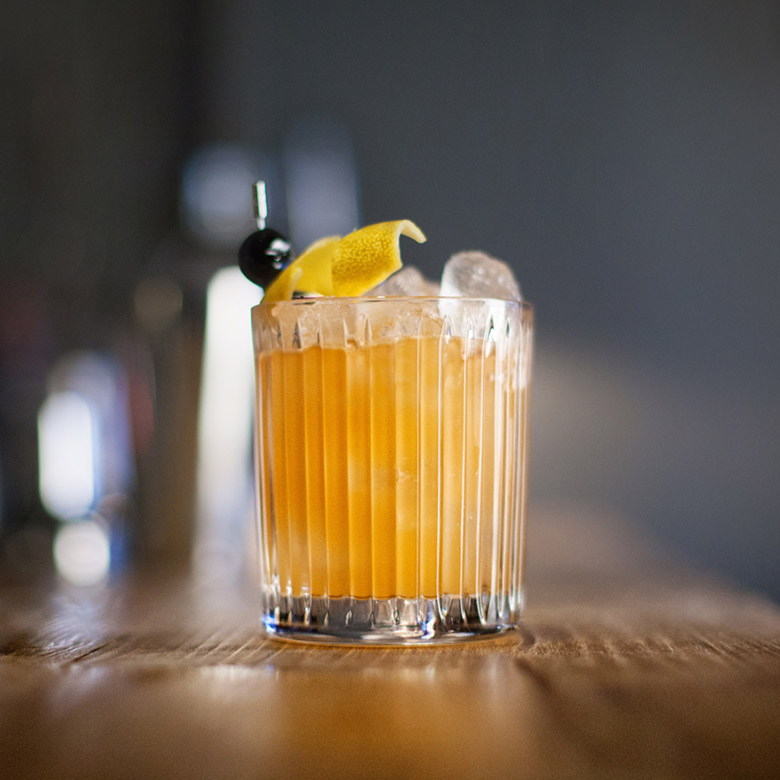 Whiskey Sour Cocktail image
