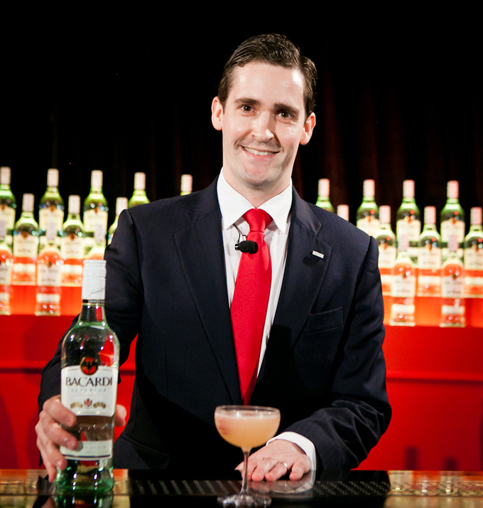 Bacardi Legacy: Chris Moore & his Encantador cocktail image 1
