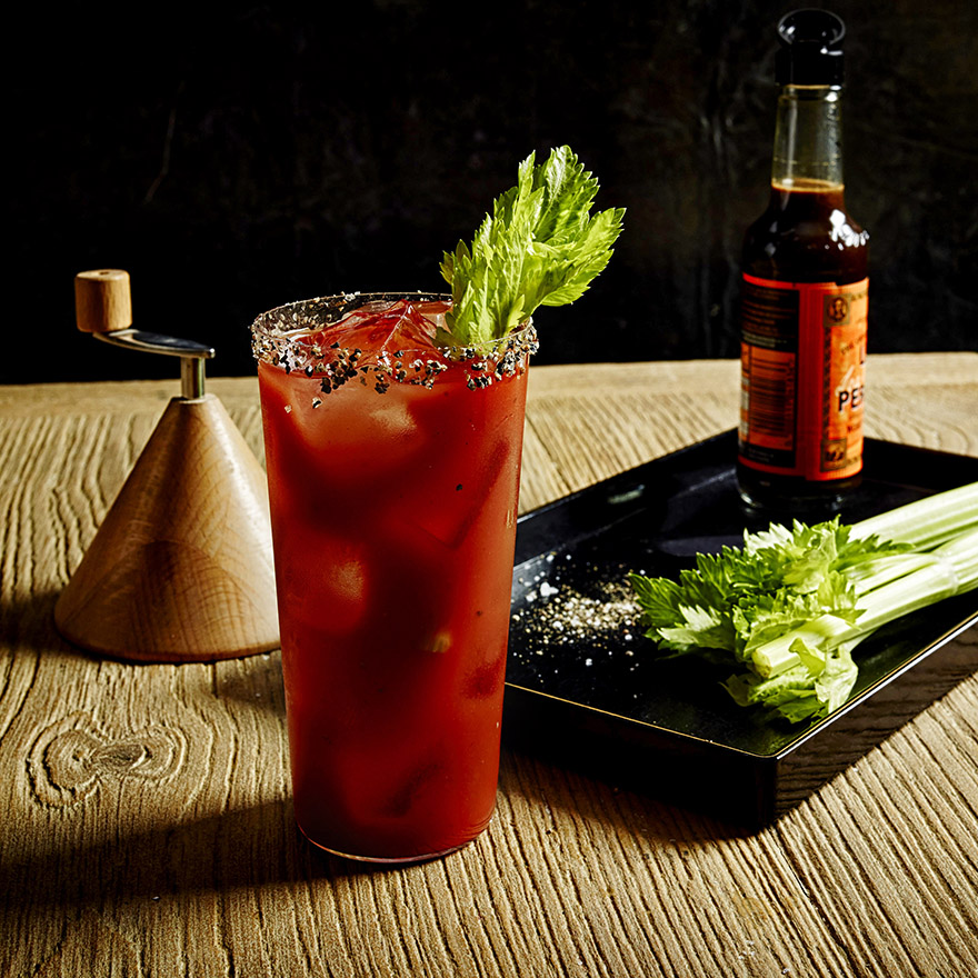 Bloody Mary Recipes by Ketel One Vodka image