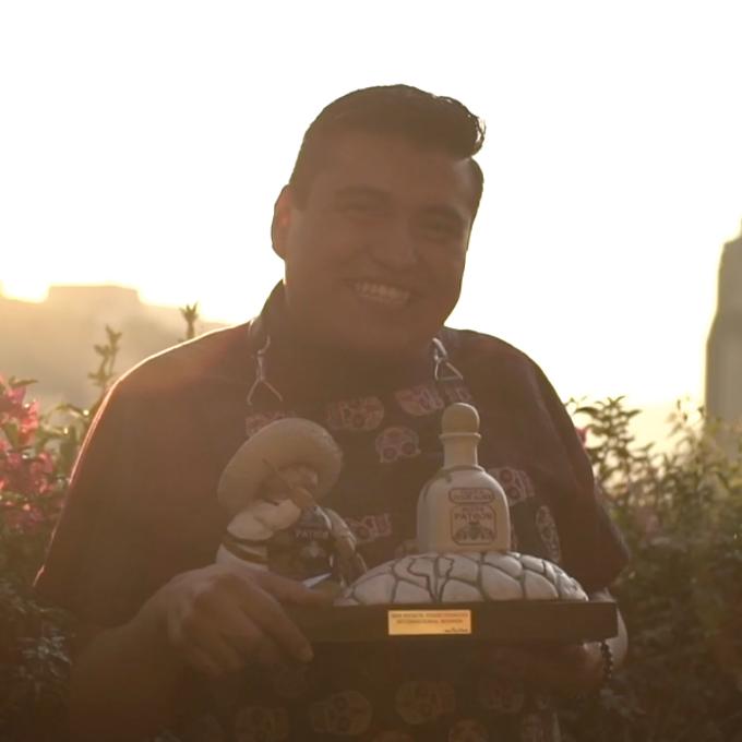 Patrón Perfectionist - Luis David Arcadio Hernández