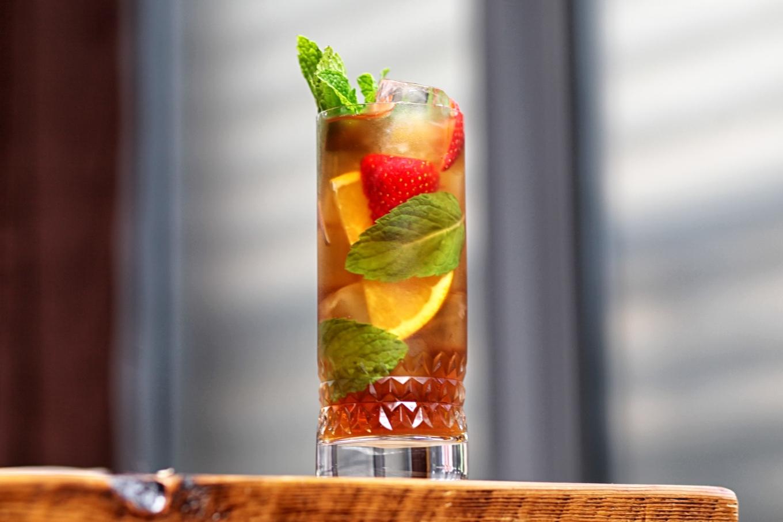 Summer Fruit Cups & Pimm's image 1