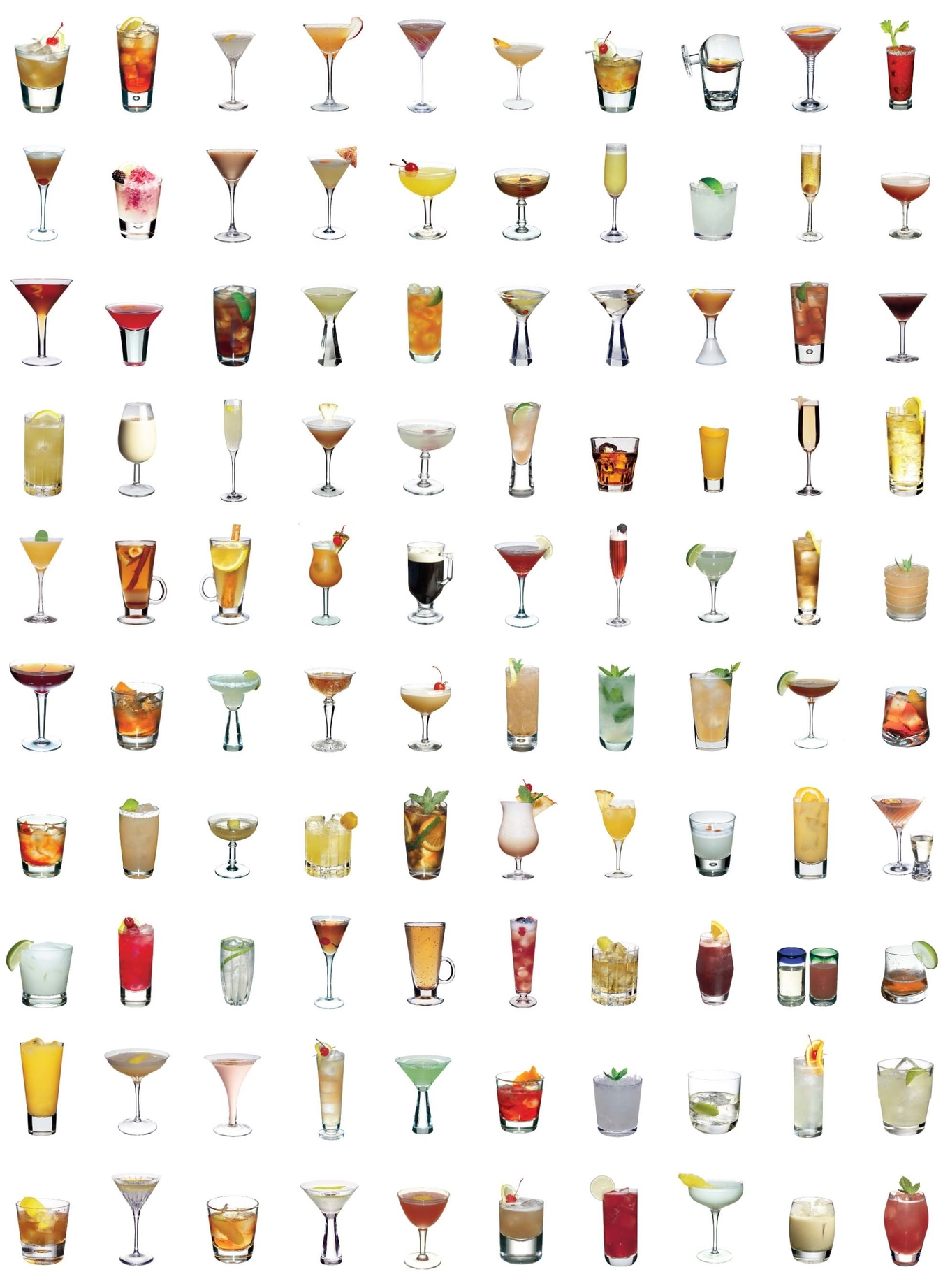 World's top 100 cocktails image 1