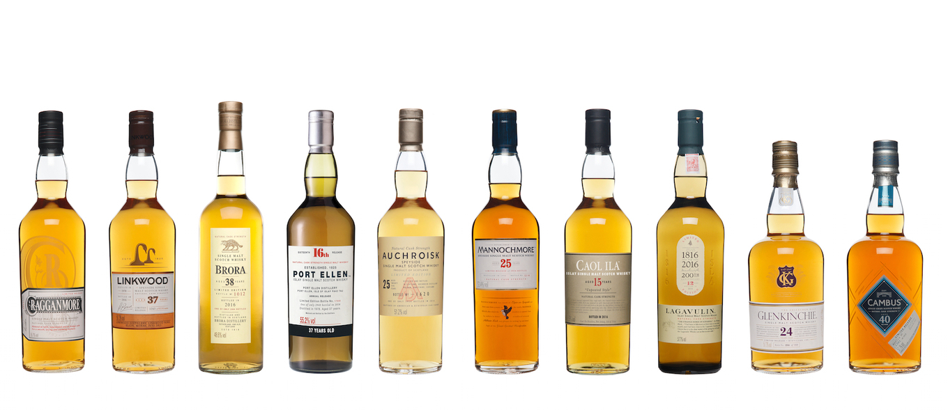 Diageo Special Releases image 1