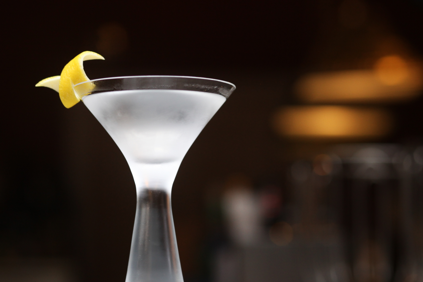 The truth behind 'Naked' or 'Direct' Dry Martini image 1