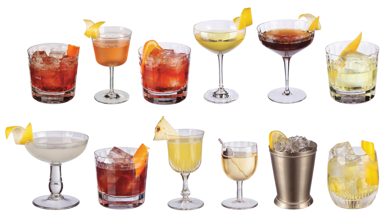 New Cocktails January 2017 image 1