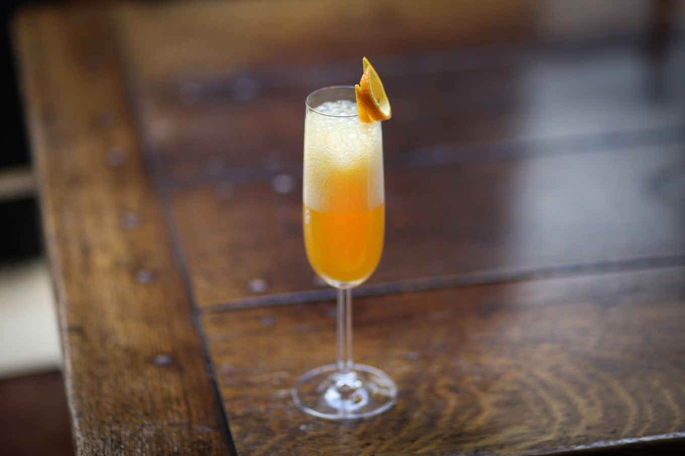 Buck's Fizz & Mimosa Cocktails – history & recipes image 1