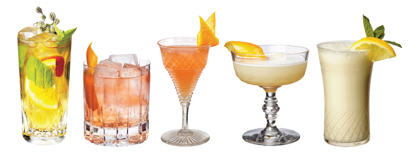 Gin cocktails – the 20 best image 1