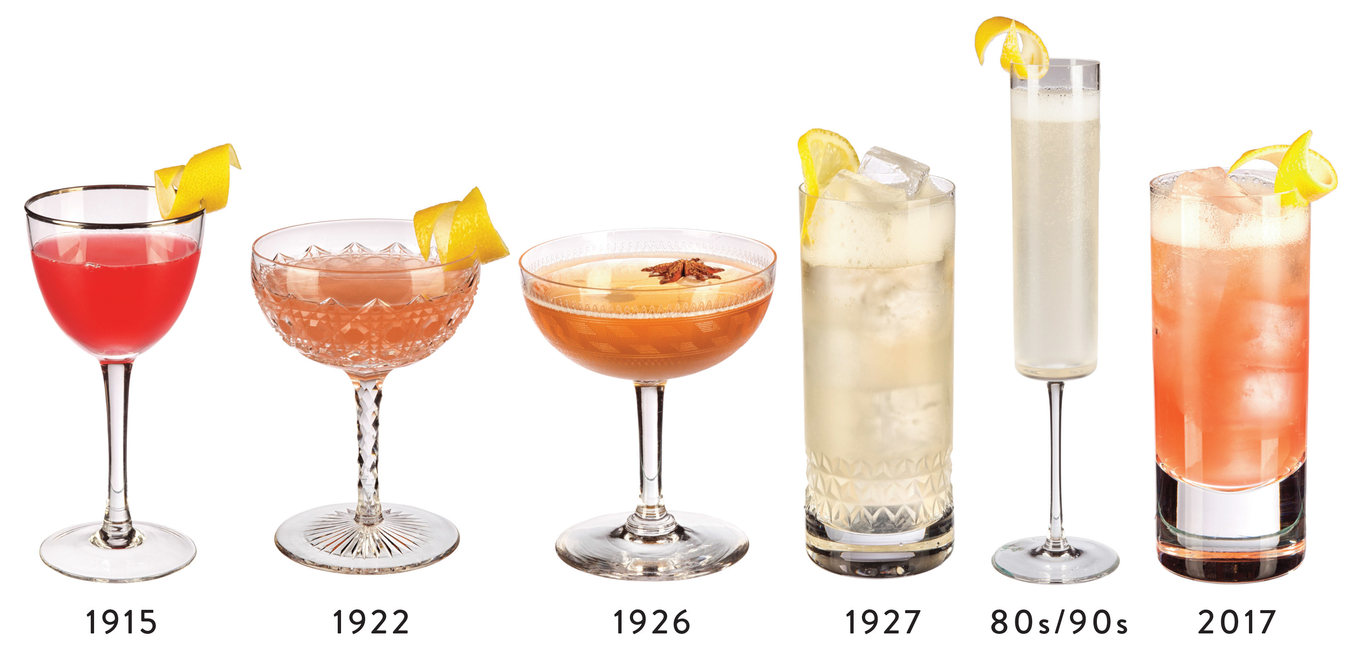 French 75 cocktail - recipes & history image 1