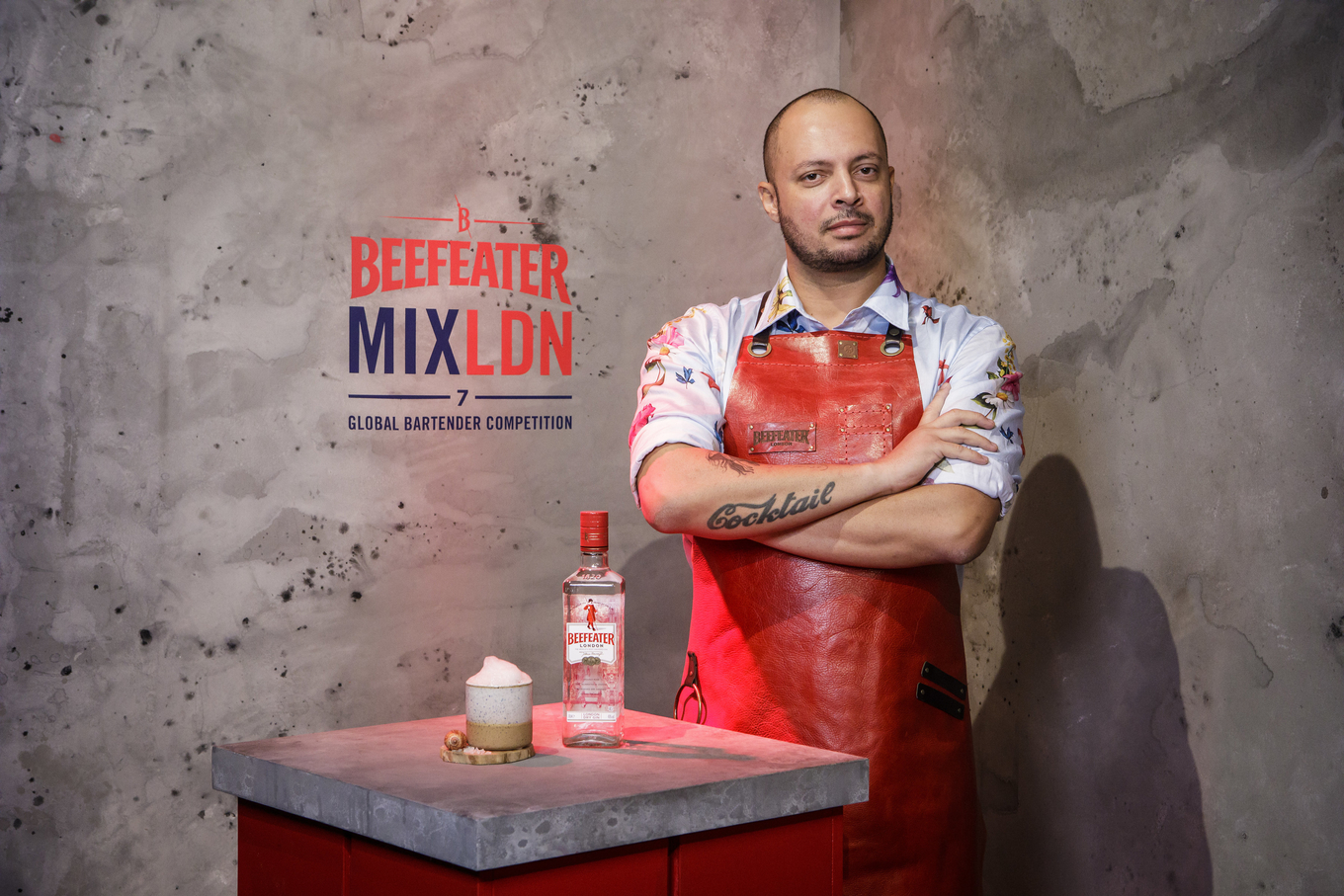 Beefeater MIXLDN - Luciano Guimarães image 1