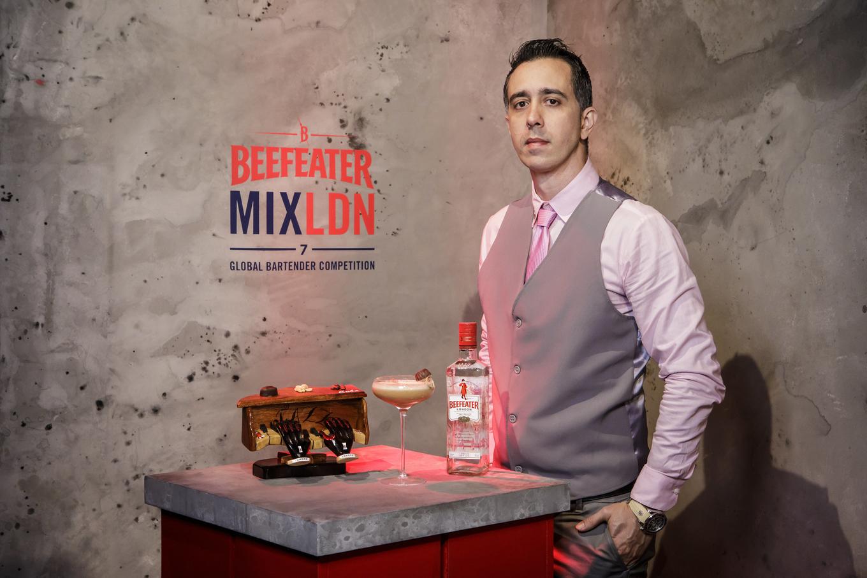 Beefeater MIXLDN - Arturo Castro de la Uz image 1