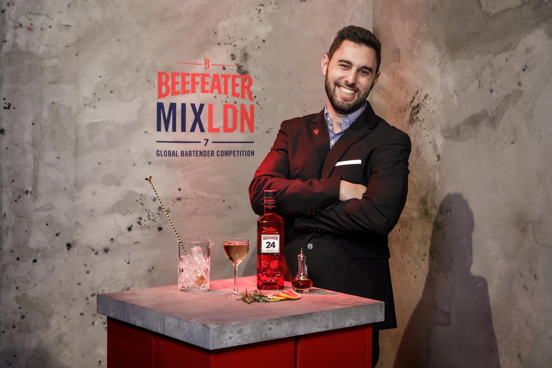 Beefeater MIXLDN - Pavlos Aslanidis image 1