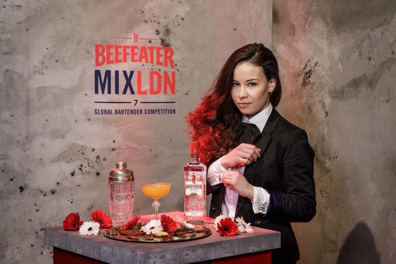 Beefeater MIXLDN - Marianna Kozanyiova image 1