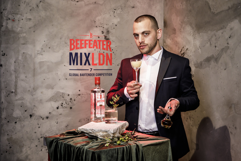 Beefeater MIXLDN - Alexandros Dontas image 1