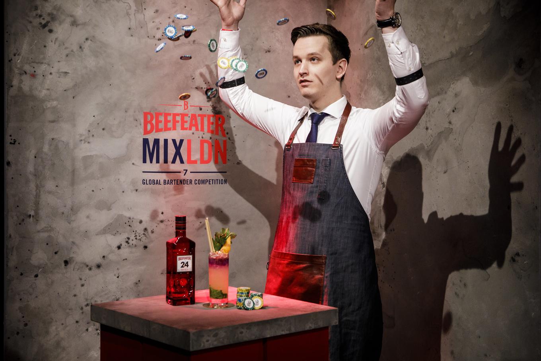 Beefeater MIXLDN Global Winner - Maxim Schulte image 1
