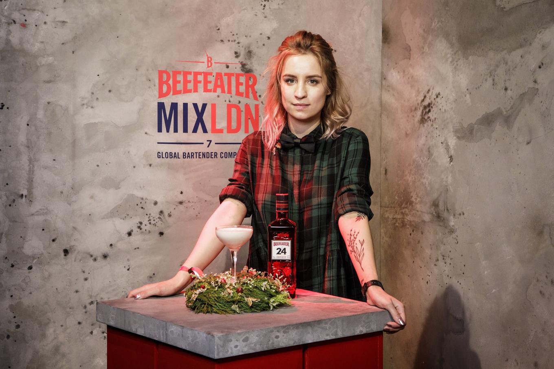 Beefeater MIXLDN - Gabrielė Sasnauskaitė image 1