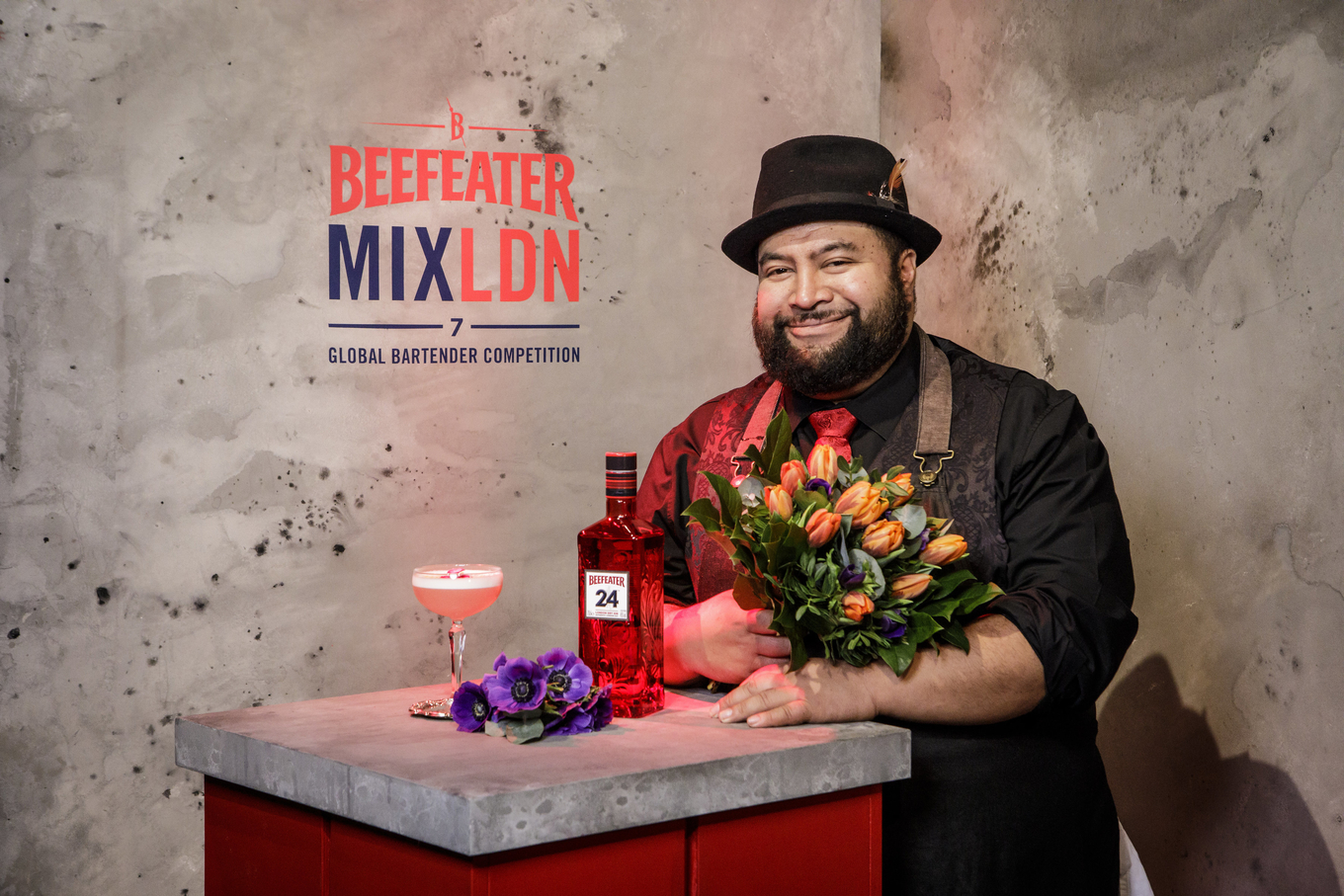 Beefeater MIXLDN - Charles Gillet image 1