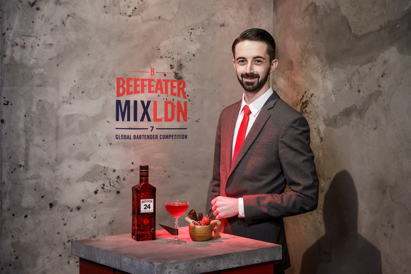 Beefeater MIXLDN - Maxime Verrier image 1
