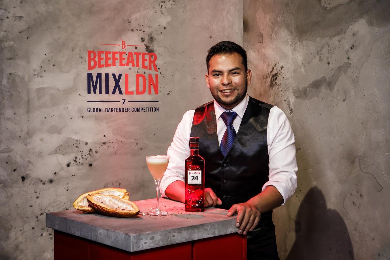 Beefeater MIXLDN - Jose Anibal Huayllani image 1