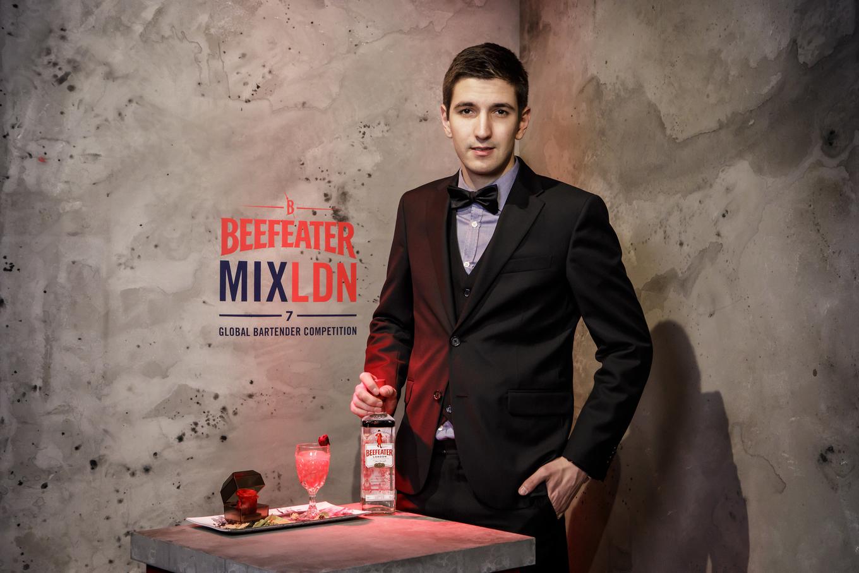 Beefeater MIXLDN - Stefan Ćirković image 1