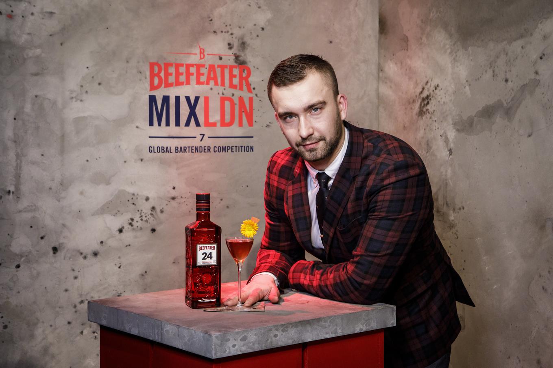 Beefeater MIXLDN - Miroslav Telehanič image 1