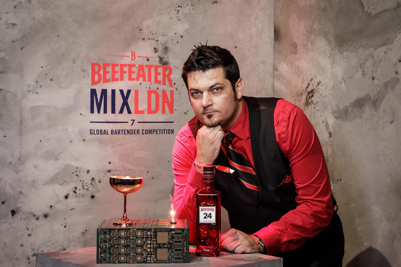 Beefeater MIXLDN - Jason Seele image 1