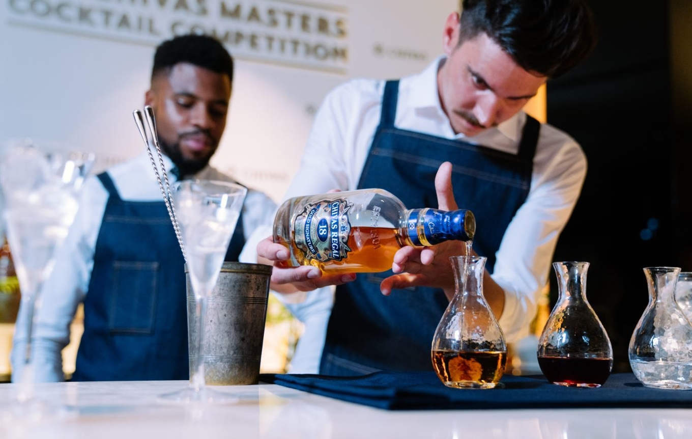 Chivas Masters cocktail competition image 1