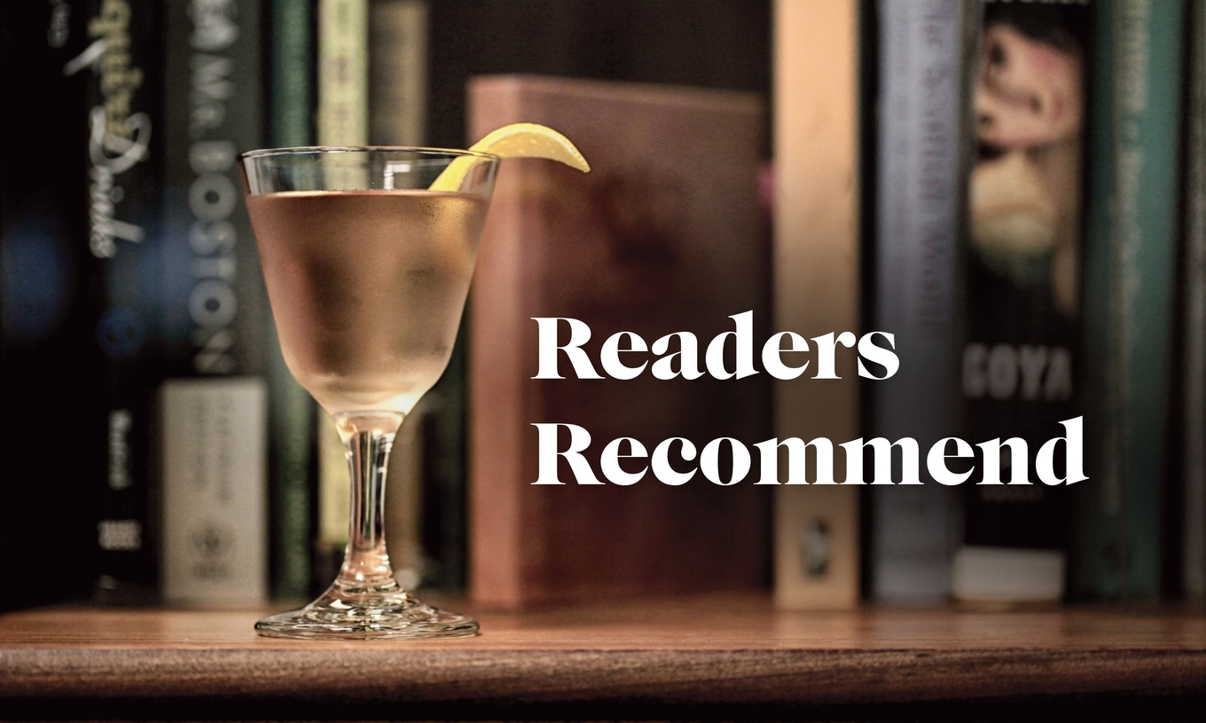 Readers recommend image 1