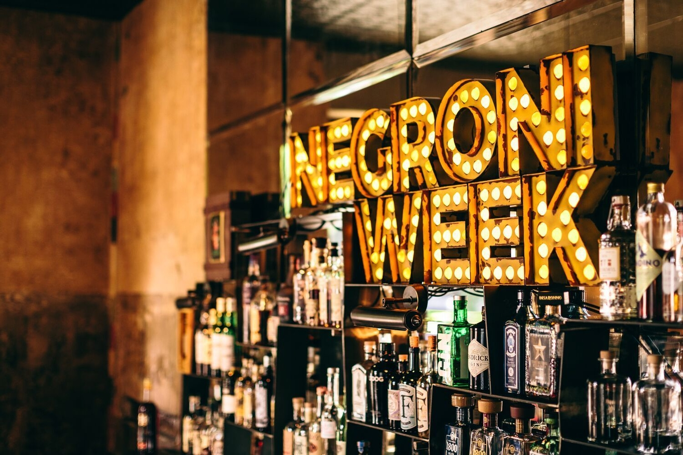 Jeffrey Morgenthaler's Negroni Week Guest Shift Tour image 1