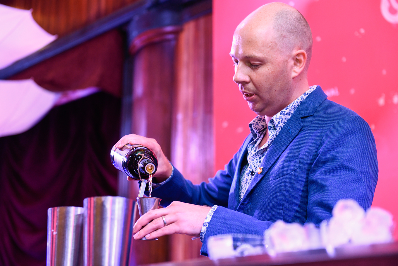 Havana Club Cocktail Grand Prix - Jeroen Van Hecke image 1