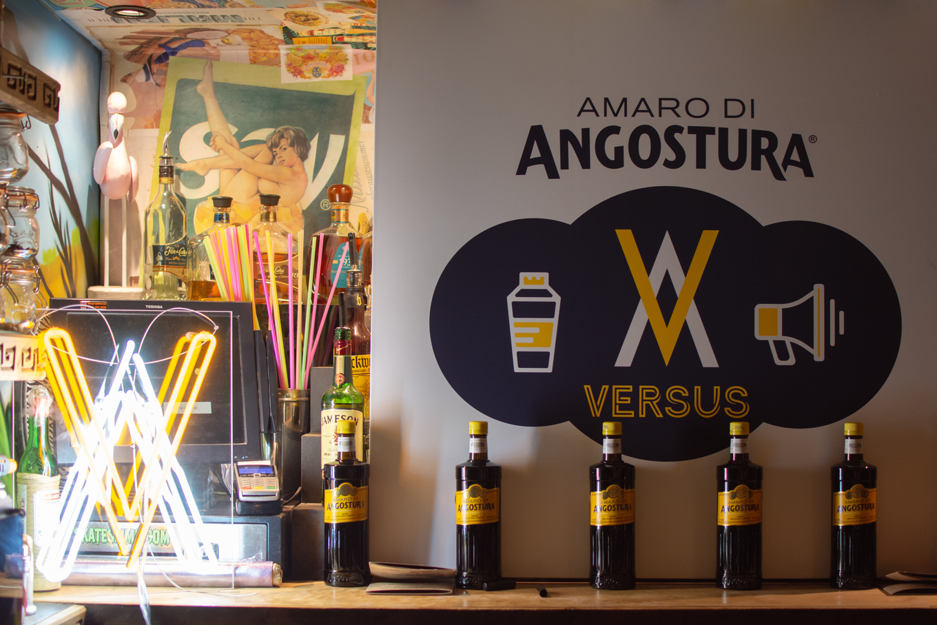 Amaro di Angostura Versus Cocktail Competition image 1
