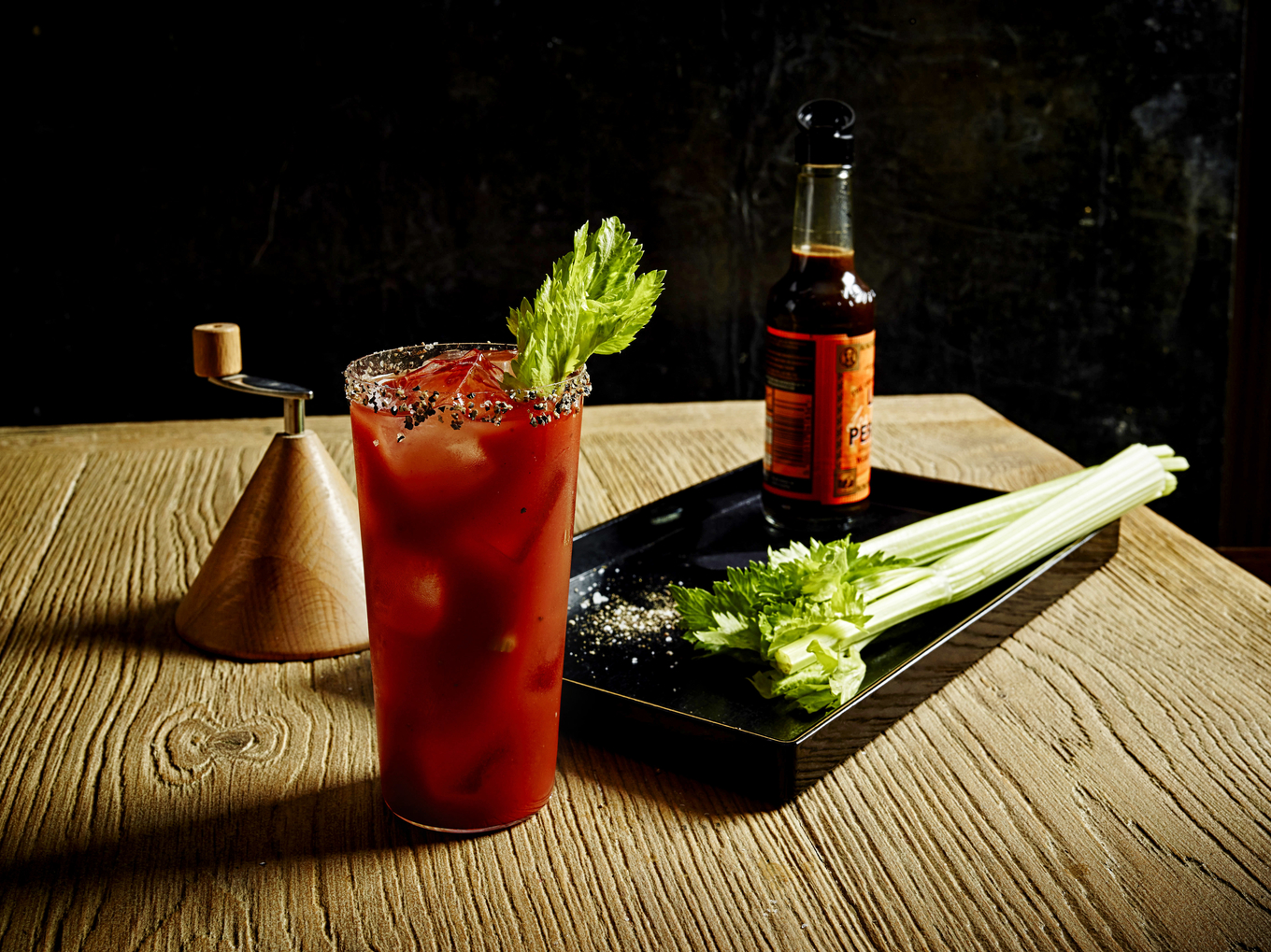 Bloody Mary Recipes by Ketel One Vodka image 1