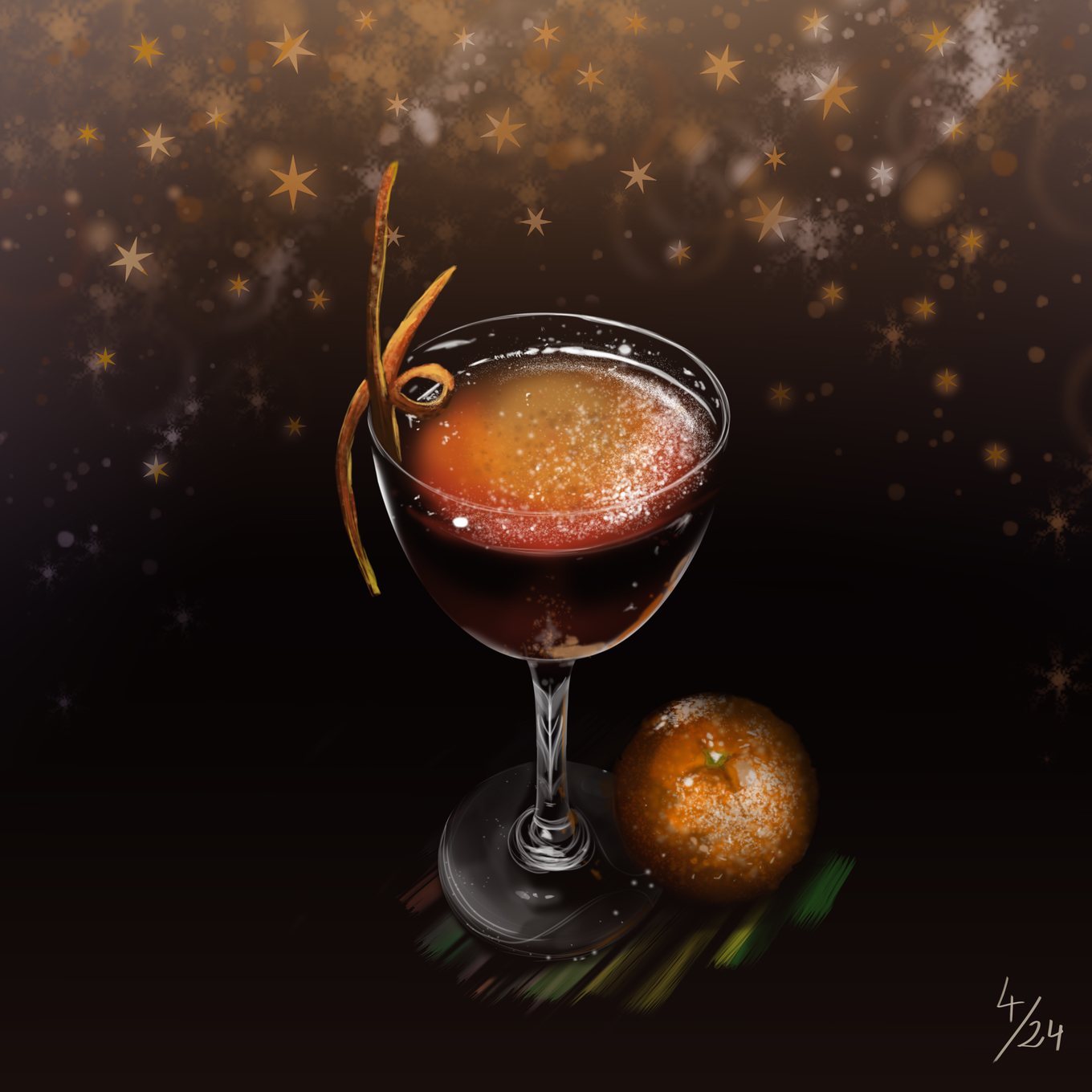 Crimbo Cocktail Calendar 4/24 image 1
