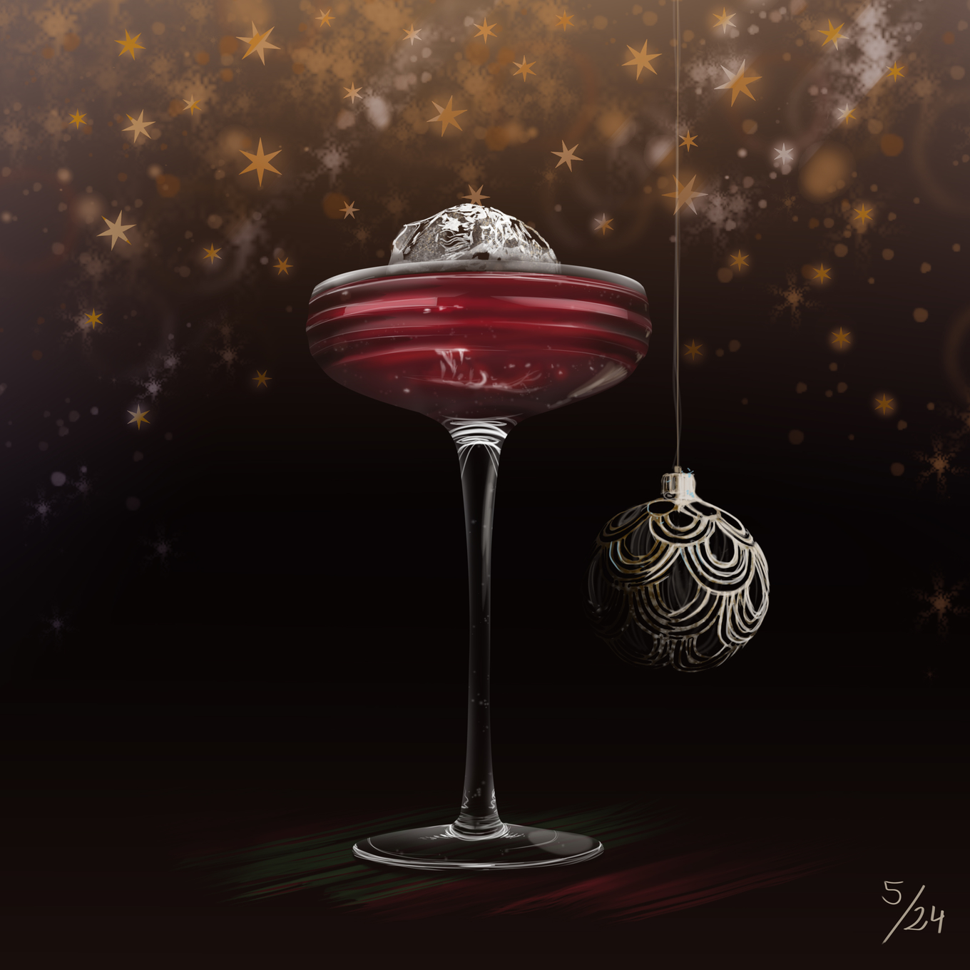 Crimbo Cocktail Calendar 5/24 image 1
