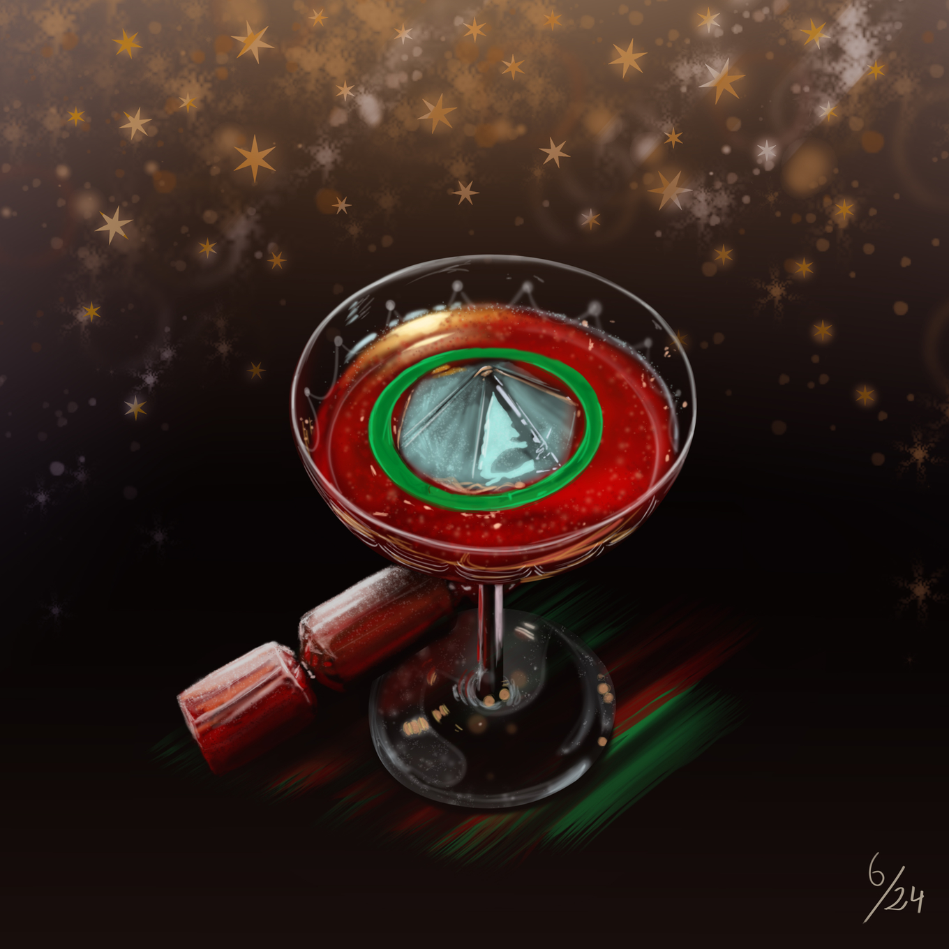 Crimbo Cocktail Calendar 6/24 image 1