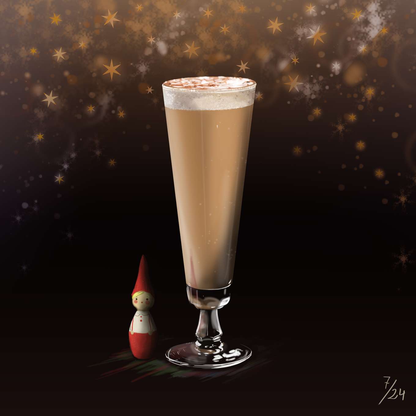 Crimbo Cocktail Calendar 7/24 image 1