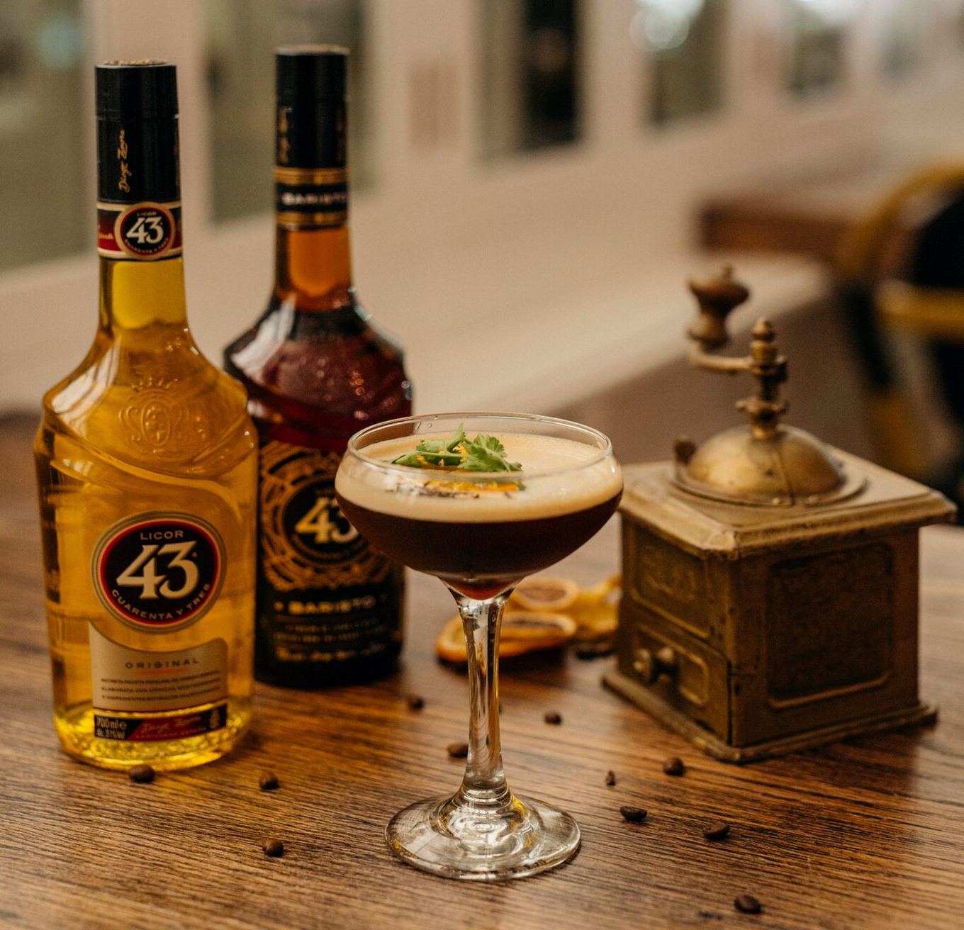 Licor 43 Most Passionate Bartender Team Up image 1